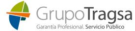 Logotipo Grupo Tragsa