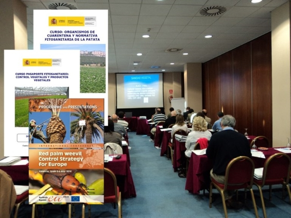 Technical Support to the Ministry of Agriculture, Food and Environment on Plant Health