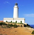 A space for culture in La Mola lighthouse in Formentera